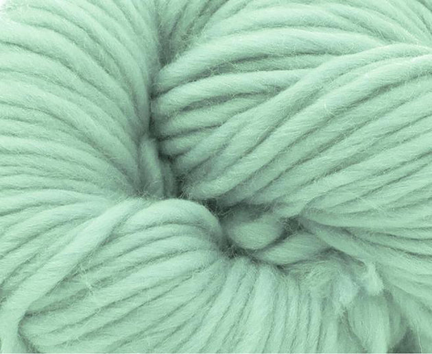 """Peppermint"" Merino Super Chunky 200g"