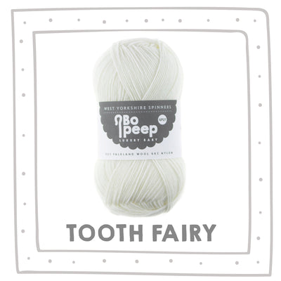 """Tooth Fairy"" Bo Peep 4ply"