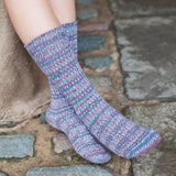 Real Wool Socks- Size S, M, L - Wood Pigeon