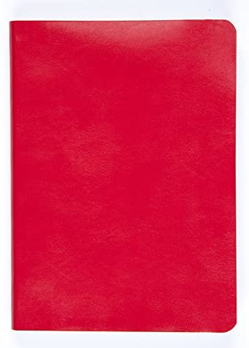 Miquelrius Soft Bound Medium Journal, 100 Sheets/200 Lined Pages, 6 x 8