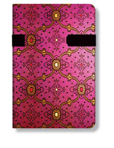 Paper Blanks Address Book, Mini French Ornate Fuchsia ( 3.75 x 5.5)
