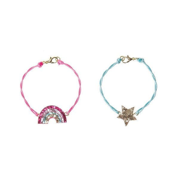 Rockahula Kids Bracelet Set, Rainbow