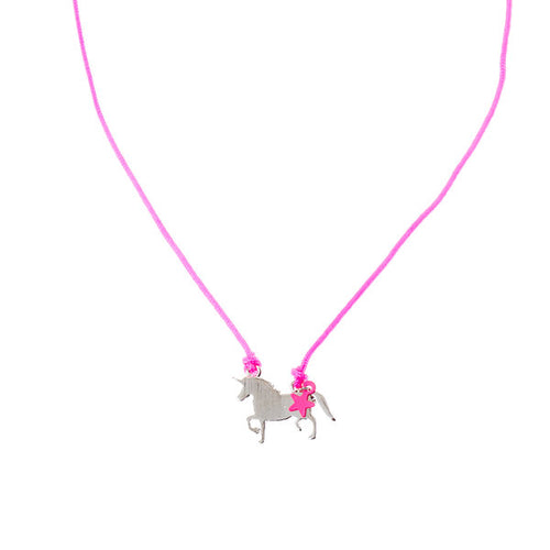 Rockahula Kids Necklace, Unicorn Star