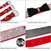 Bow Tie Rhinestones Dog Collar