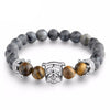 Natural Stone Limited Edition Bead Bracelet