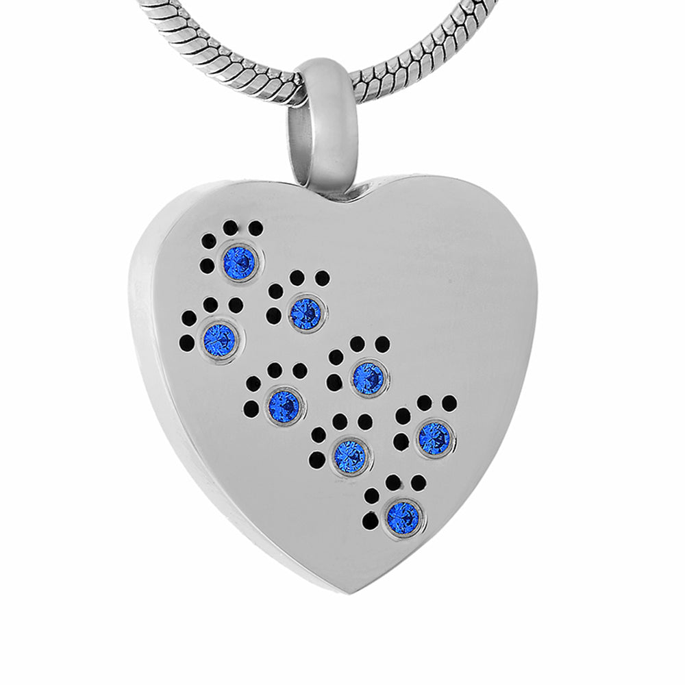 silver sterling paw prints heart be photo personalisedengraved pp can print lockets personalised locket necklace