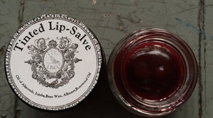 1772 Tinted Lip Salve ( rouge for cheeks too!)