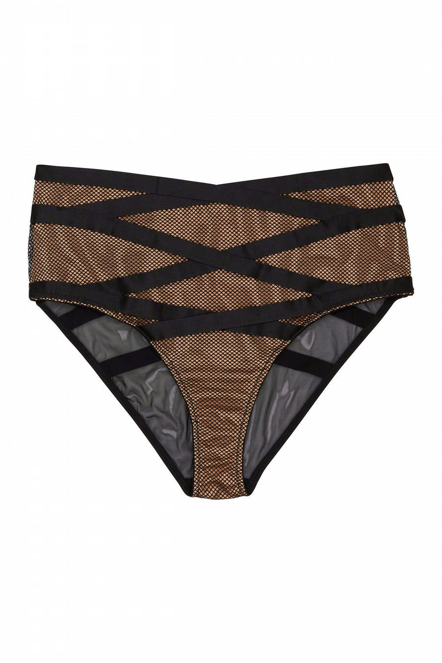 Gabi Fresh Brooklyn Strappy Back Brief - sizes 12-24