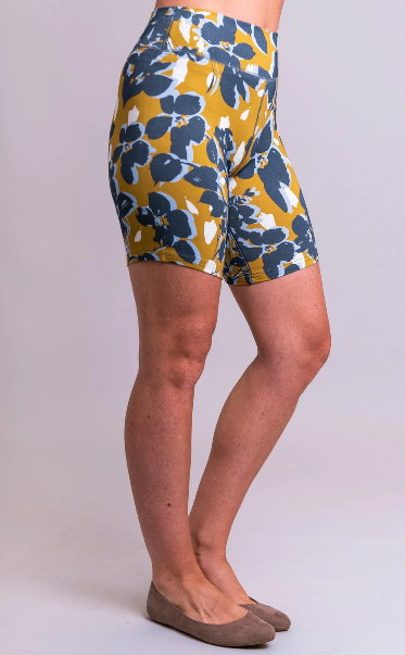 Hallie Under-short in Clover Spice - S-2X