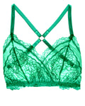 Lacey Easy Fit Bralette - Emerald - 28A-42C