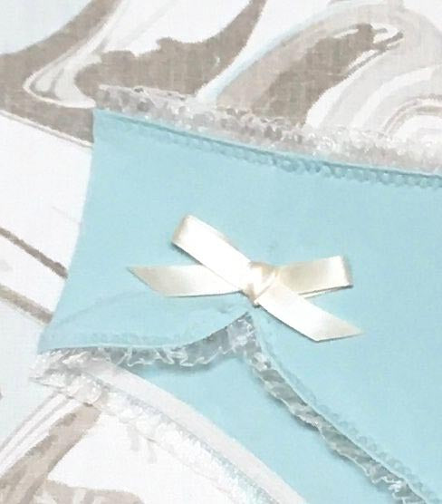 IV for Gigi : Creme De Menthe Liz Knicker - S-1X (exclusive + limited edition!)