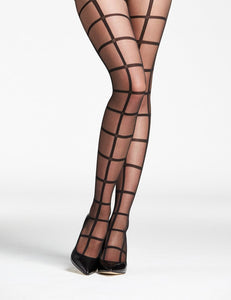 Missima Plaid Tights