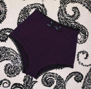 Aubergine Rita Knicker (exclusive)