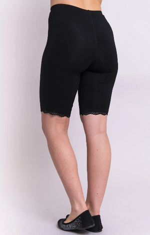 Rubia Under-shorts in Black - XS-2X