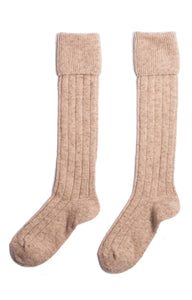 British Wool Knee Socks