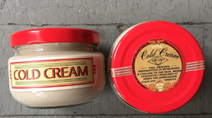1930's Cold Cream / Cleansing Clay Mask (vegan)