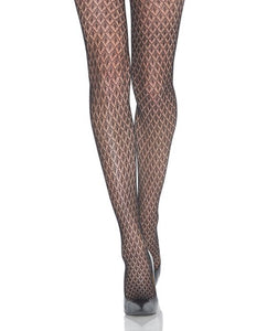 Diamond Pattern Fishnets