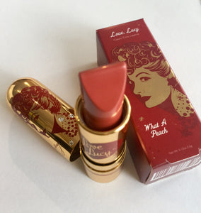 "I Love Lucy ""What A Peach"" Lipstick"