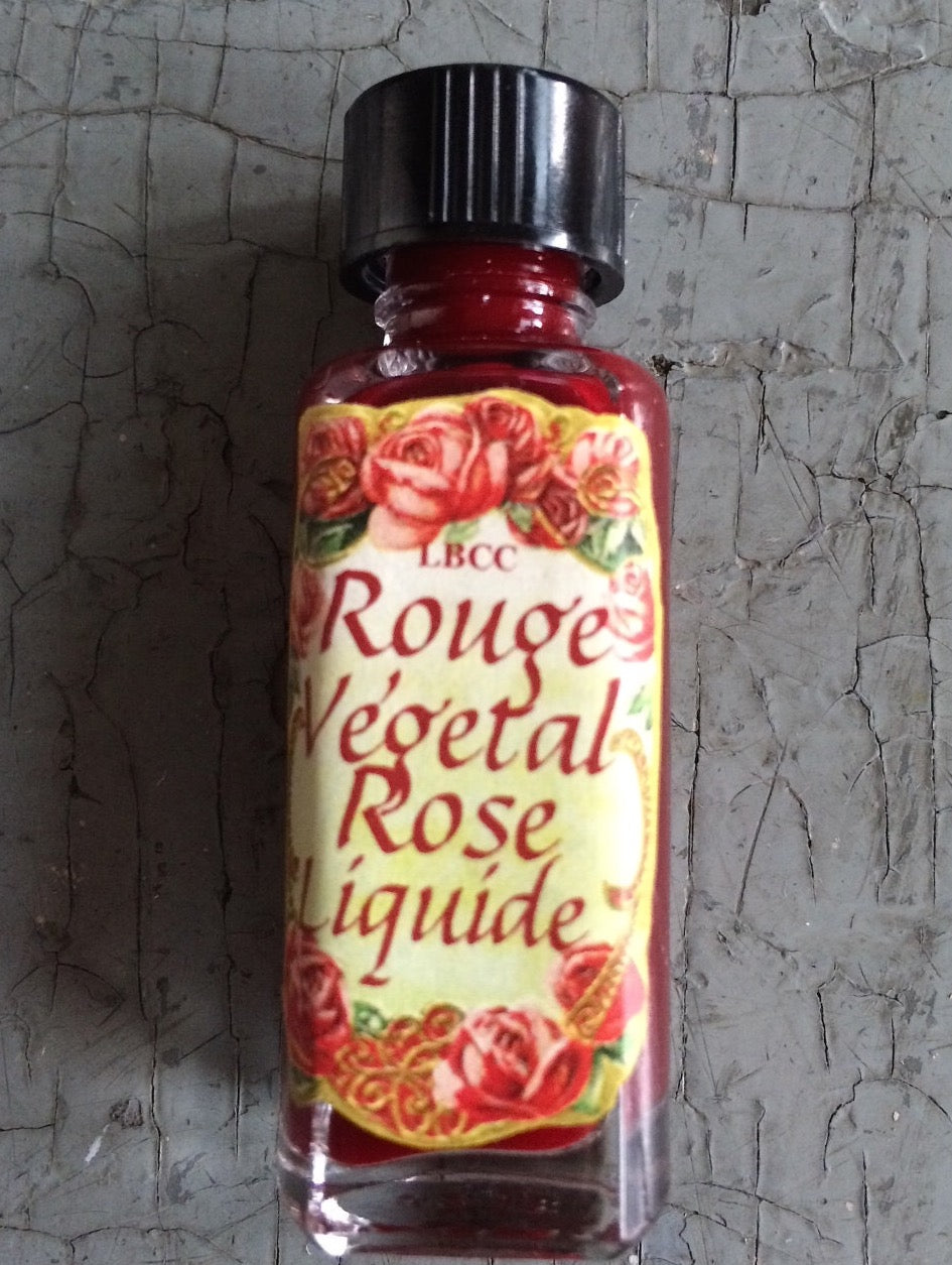1922 Vegetal Red Rouge