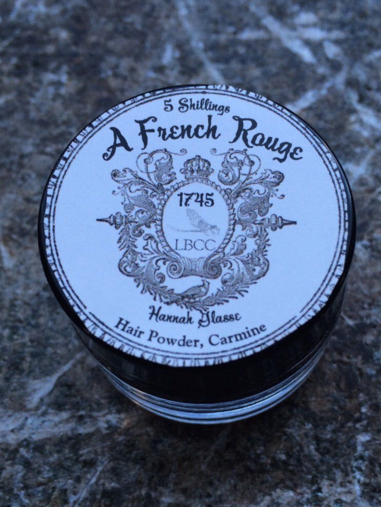 A French Rouge (Powder Rouge)