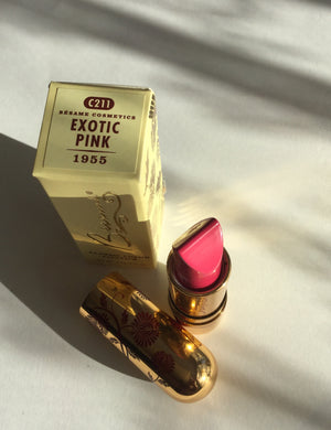 1955 Exotic Pink Lipstick