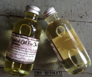 1772 Jasmine Hair Oil (Vegan)
