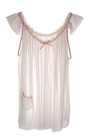 Love Letters Babydoll - Powder Peach