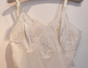 Lovelines by Gay & Lure Nylon and Lace Slip S/M #022