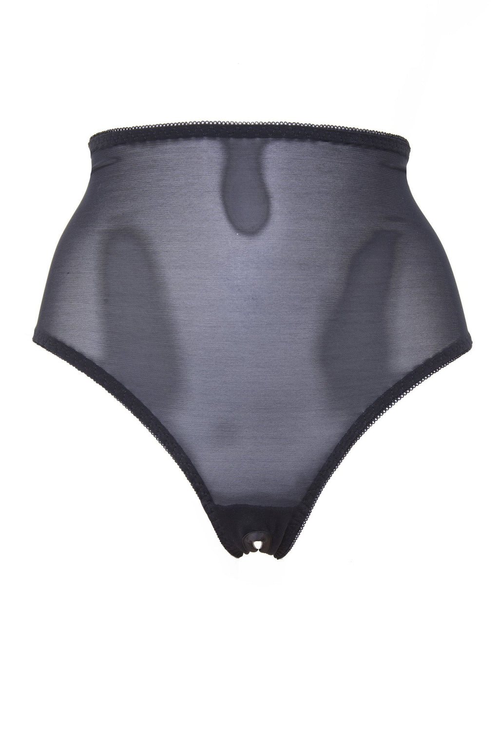 Ouvert Mesh Knicker - sizes 4-10 left