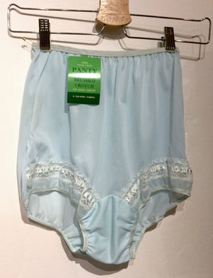 Brushed Crotch Panty Size S/M #039