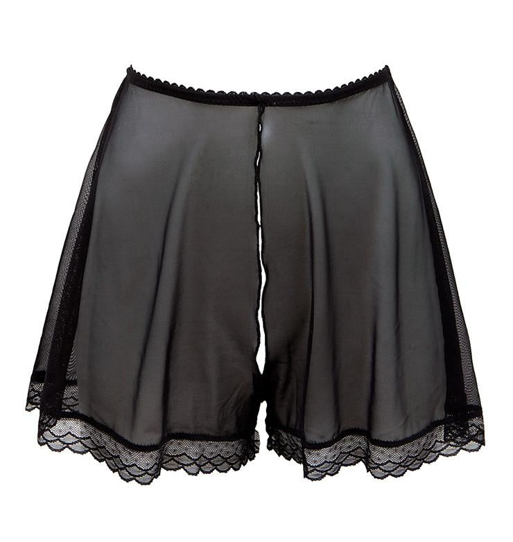 Peepshow Ouvert French Knickers - XS-1X