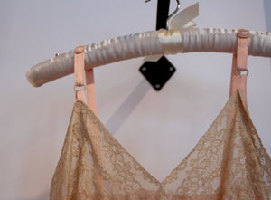 Enduring Loveliness Silk and Lace Slip Size XS/S/M #027