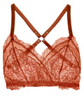 Lacey Easy Fit Bralette - Red Clay - 28A-42H