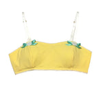 IV for Gigi : Yellow Dahlia Rita Bralette