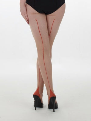Backseam Pantyhose (various colours)