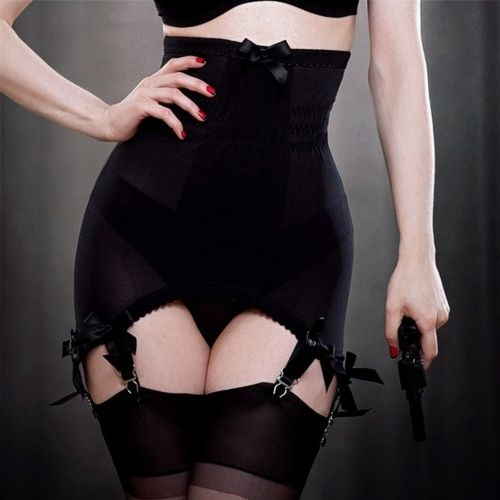 Vargas Longline Girdle (only XL)