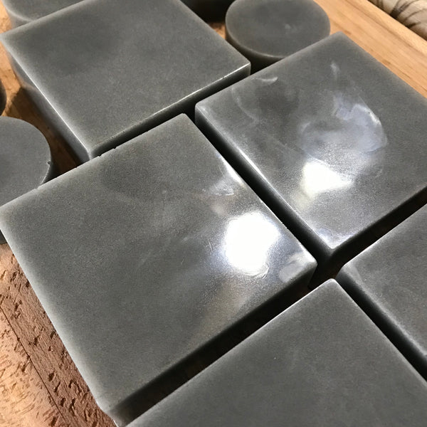 Charcoal Hemp Facial Soap