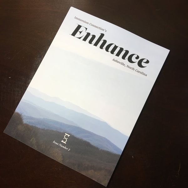 Enhance Magazine - Asheville, NC