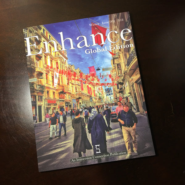 Enhance Magazine - Global 2017