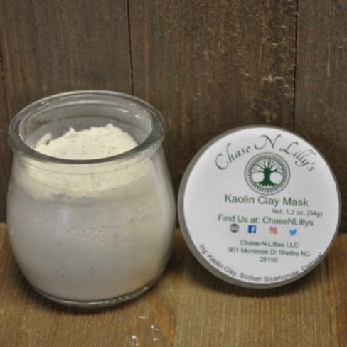Kaolin Clay Powder Mask