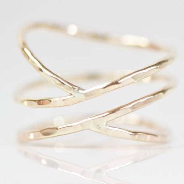 The Simple, Delicate, and Meaningful Orbit Ring