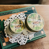 Sherwood Forest Inspo Bookish Candle