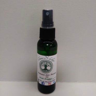 Intensive Skin Therapy Oil - Fresh Bamboo