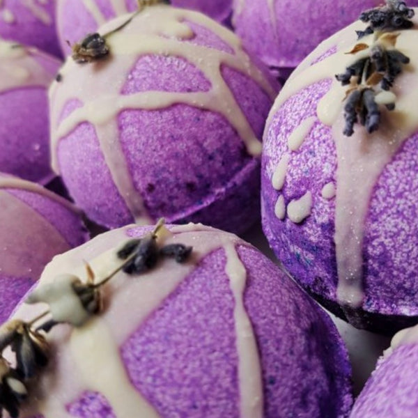 Laveeno Bath Bombs