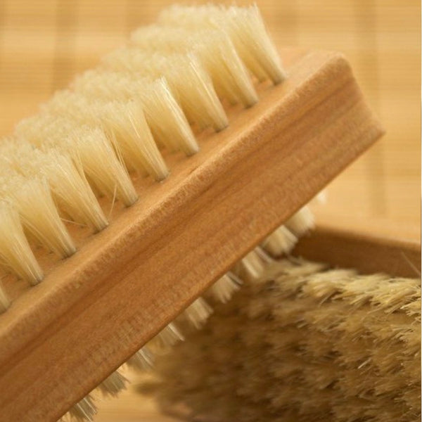 Wood Nail Brush