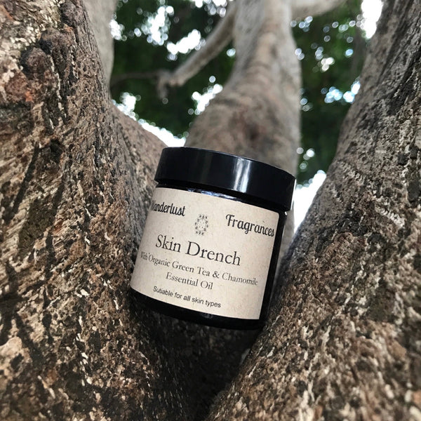 Skin Drench Tea Tree Facial Moisturizer