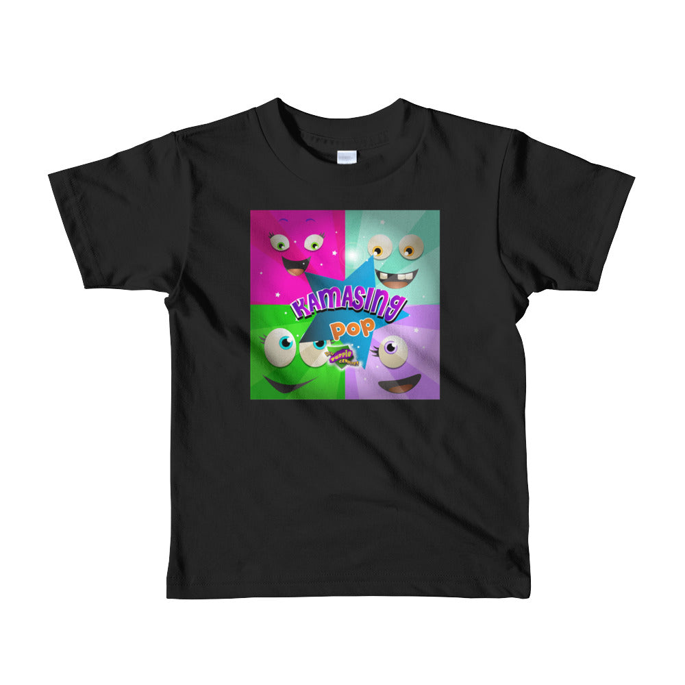 vt- Kamasing  Kids T-shirt (2-6yrs girls)