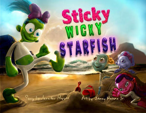 Sticky Wicky Starfish   4 to 12 years