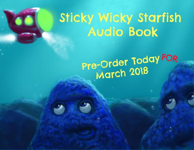 Sticky Wicky Musical Audio Book