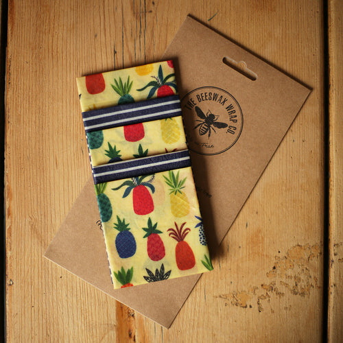 Large Kitchen Pack Beeswax Wraps